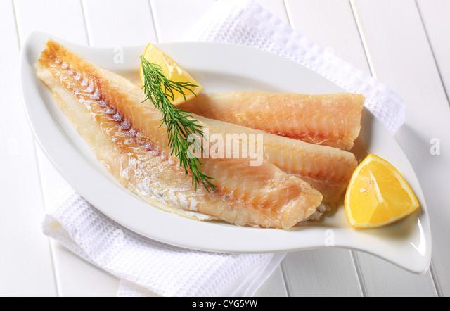 Pollock fish pan stock photos pollock fish pan stock for Whiting fish fillet