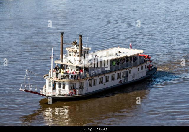 Mississippi Paddle Steamer Stock Photos Amp Mississippi