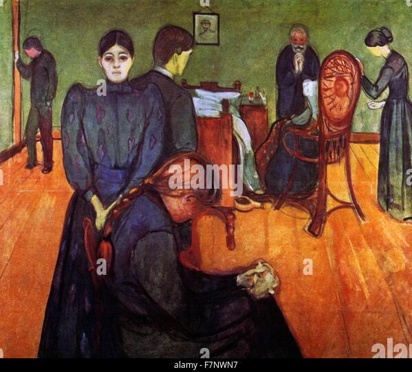 Edvard Munch Stock Photos & Edvard Munch Stock Images - Alamy