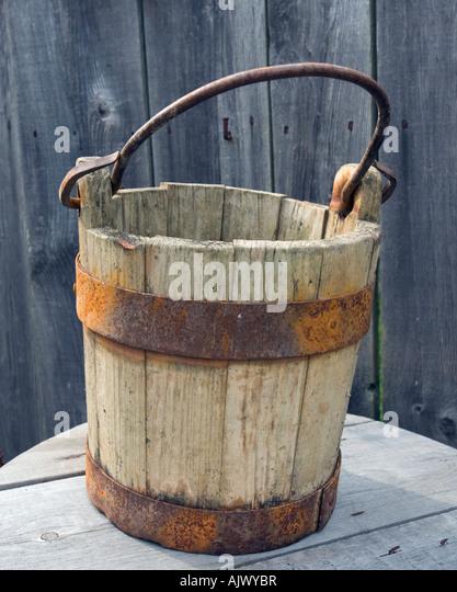 Bucket Of Water Handle Stock Photos & Bucket Of Water ...