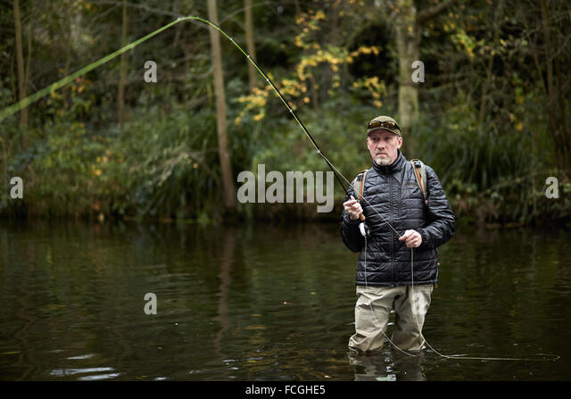 Fly fish stock photos fly fish stock images alamy for Fly fishing shop near me