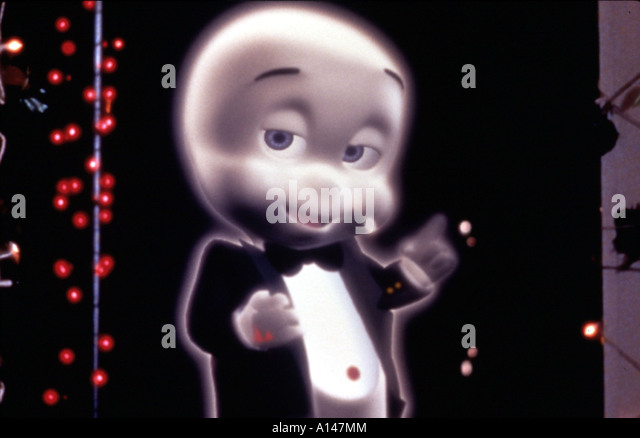casper and wendy. casper meets wendy year 1998 director sean mcnamara - stock image and