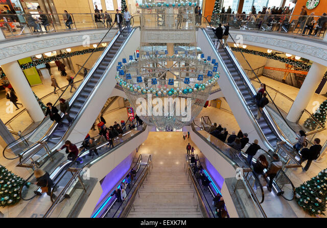 limbecker platz shopping center stock photos limbecker platz shopping center stock images alamy. Black Bedroom Furniture Sets. Home Design Ideas