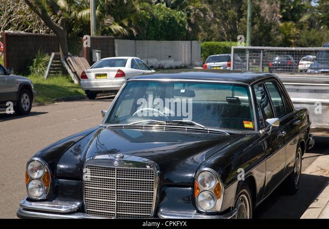 Mercedes benz s class stock photos mercedes benz s class for Mercedes benz sydney