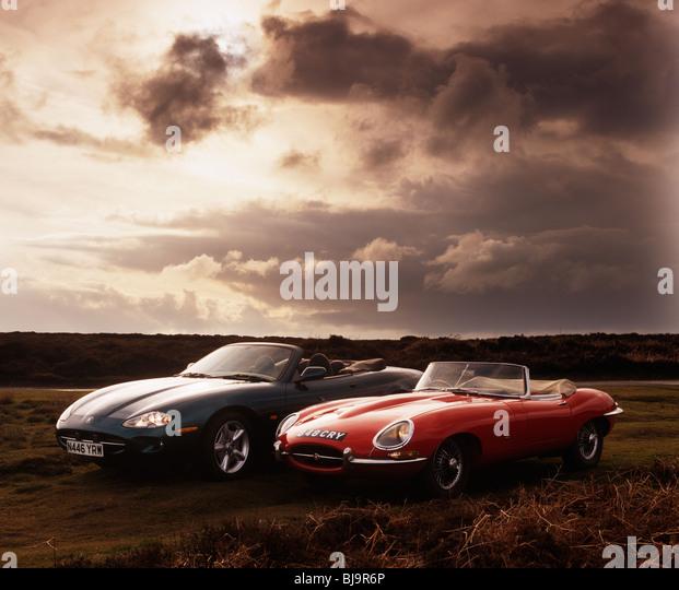 2001 Jaguar Xk Interior: Jaguar Xk8 Convertible Stock Photos & Jaguar Xk8