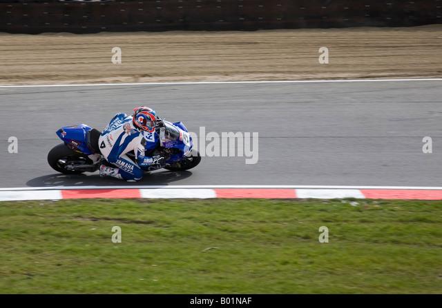 Yamaha Racing Team Stock Photos & Yamaha Racing Team Stock Images - Alamy