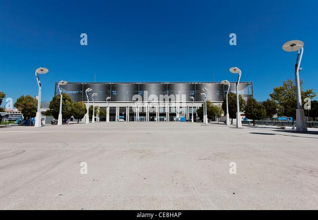 Stade velodrome marseille stock photos stade velodrome for Porte 7 stade velodrome
