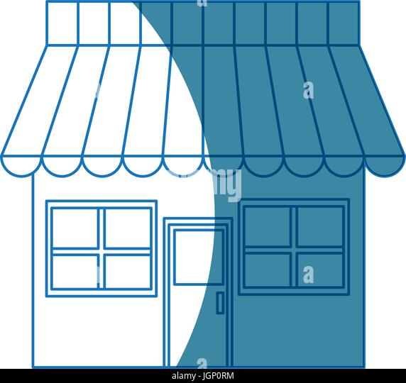 Store Doors Clipart exterior shop front stock photos & exterior shop front stock