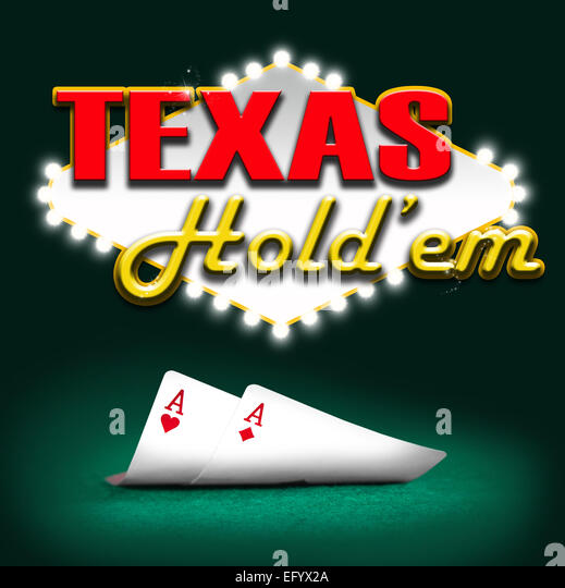 I love texas holdem