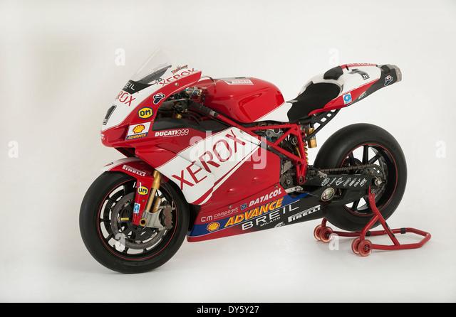 2006 Ducati 999 Xerox, Troy Bayliss   Stock Image