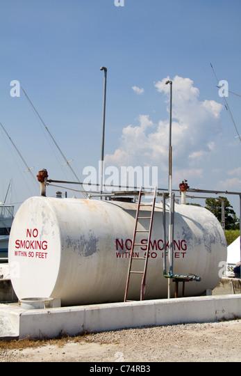 above ground fuel tanks