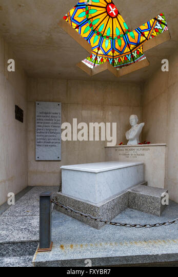 Tombs And Mausoleums At The Recoleta Cemetery In Buenos Aires Argentina South America