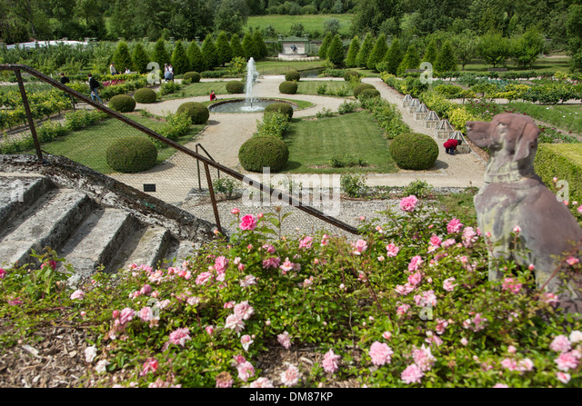 Potager garden stock photos potager garden stock images - Potager des princes chantilly ...
