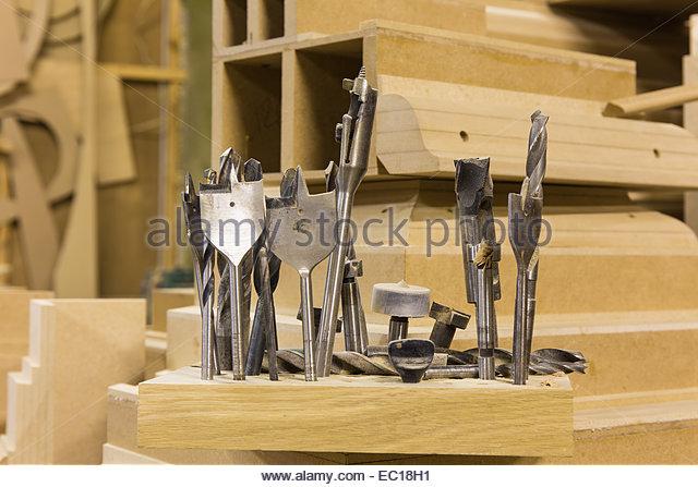 forstner bit vs spade. drill bits, twist, spade \u0026 forstner - stock image bit vs