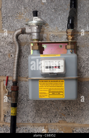 how to get a gas meter fitted