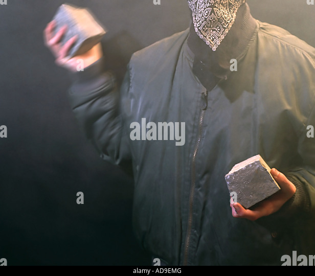 Hand Throwing Stone : Fist throw stock photos images alamy