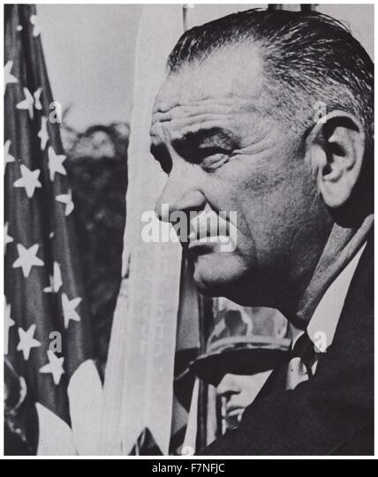 The Life of Lyndon B. Johnson in a Nutshell