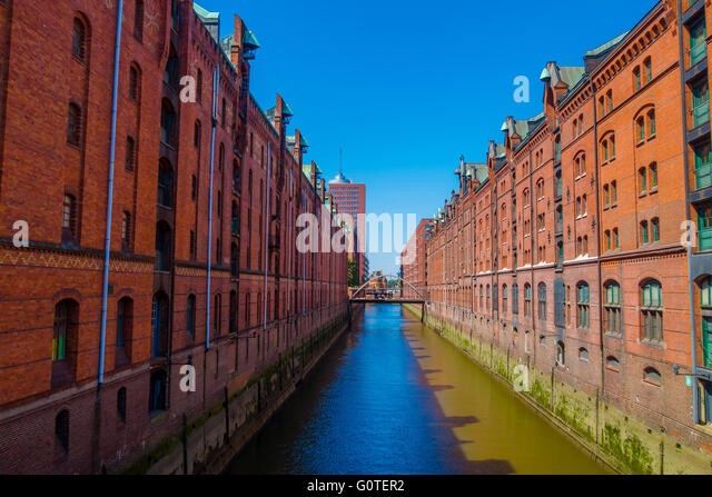 Large tower made bricks blue stock photos large tower for 22 river terrace building link