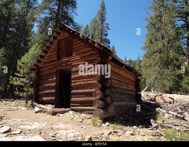 Cabin Log Cabin Wilderness Stock Photos Cabin Log Cabin