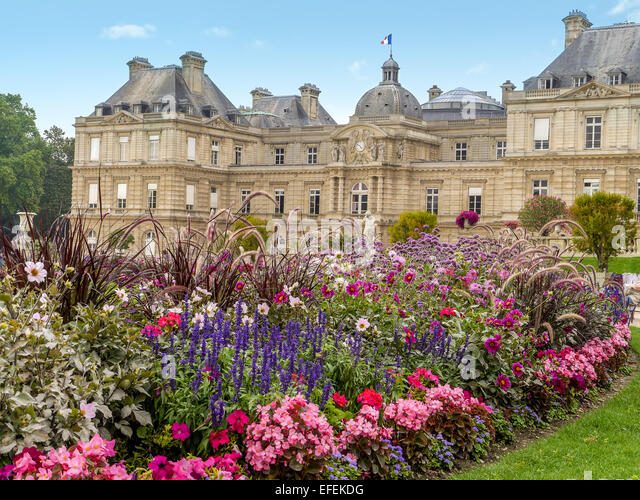 Luxembourg park stock photos luxembourg park stock for Caa luxembourg