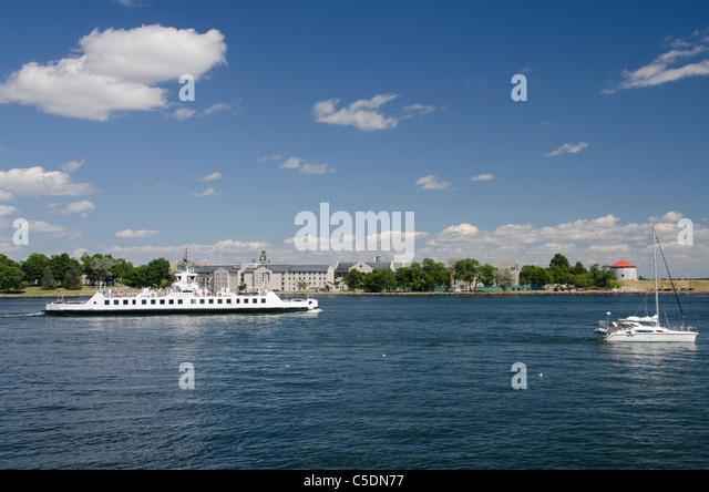 Wolfe Island Kingston Ferry