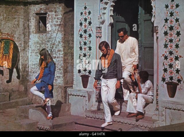 The Guru USA Indien 1969 Regie James Ivory Darsteller Rita