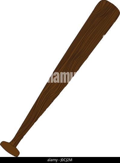 silhouette color baseball bat stock photos & silhouette color