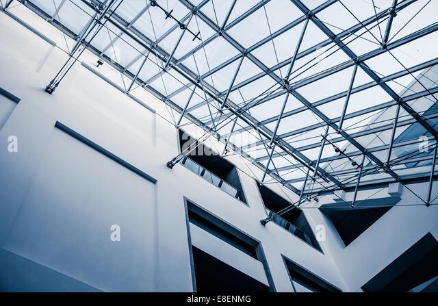 Skylight stock photos skylight stock images alamy for Architectural skylight