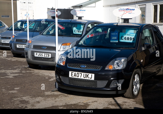Used Car Sales Stock Photos Amp Used Car Sales Stock Images