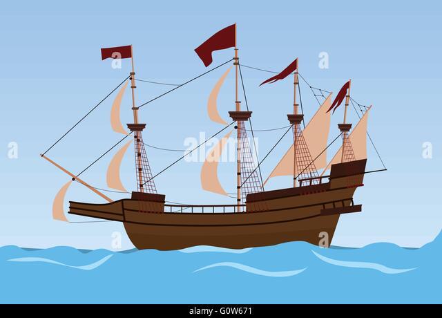 Cruise Ship Deck Histo...