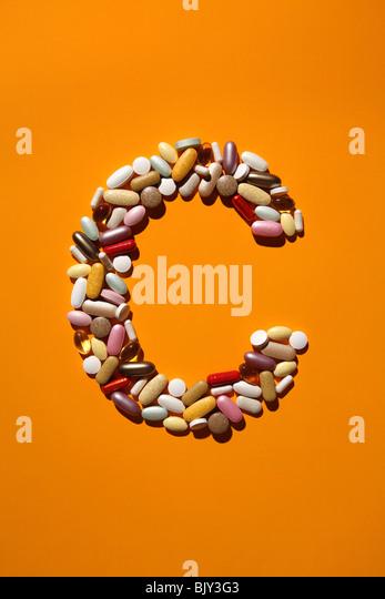 how to take vitamin c pills