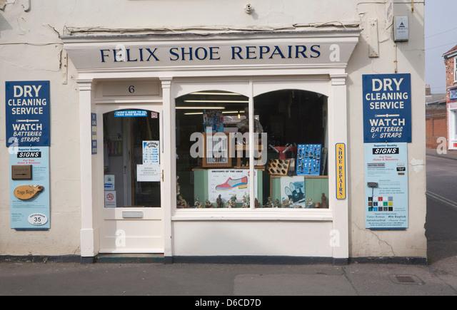 Shoe Repairs Woodbridge Suffolk