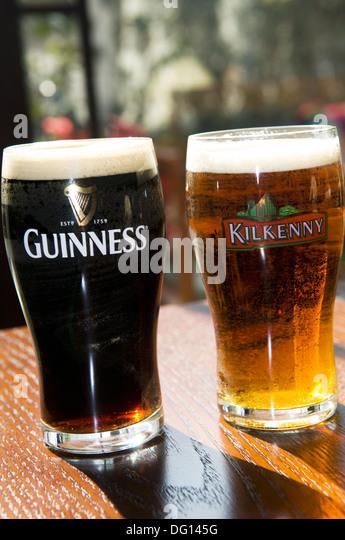 Kilkenny beer stock photos kilkenny beer stock images for Guinness beer in ireland