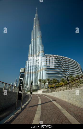 Al khalifa stock photos al khalifa stock images alamy for The burg hotel dubai