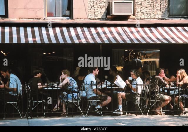 Cafe Orlin New York Ny Usa