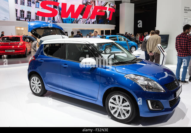 Suzuki Swift Stock Photos  Suzuki Swift Stock Images  Alamy