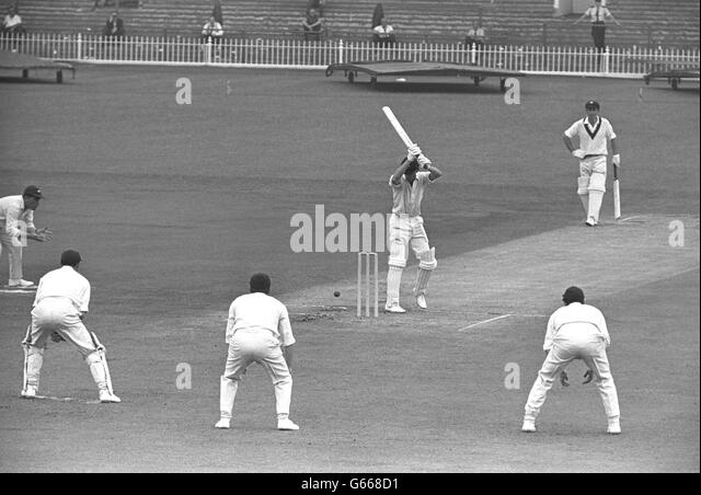 Cricket Stumps Black And White Stock Photos & Images