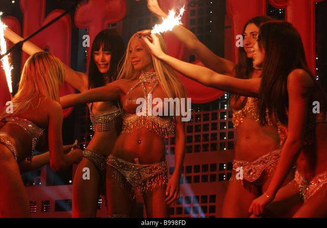 Erotic night clubs