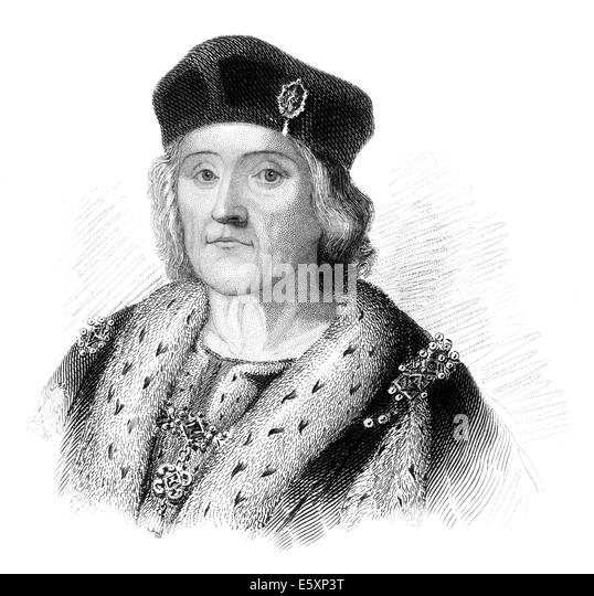henry vii of england Henry vii tudor, king of england, was born 28 january 1457 in pembroke castle, wales, united kingdom to edmund tudor, 1st earl of richmond (1430-1456) and margaret beaufort (1443-1509) and died 21 april 1509 in richmond palace, england, united kingdom of unspecified causes he married elizabeth.
