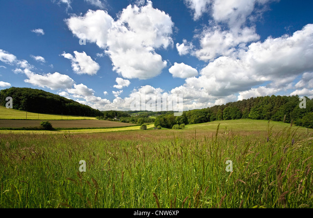 landscape in bergisches land near stock photos landscape in bergisches land near stock images. Black Bedroom Furniture Sets. Home Design Ideas