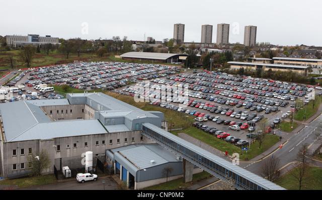 Rvi Car Park Charges