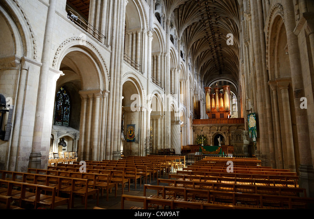 The Nave Looking East Stock Photos Amp The Nave Looking East Stock Images Alamy