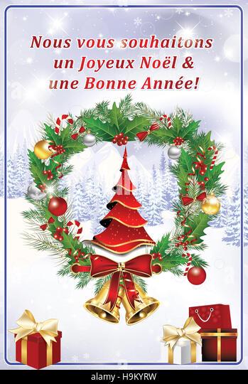 Fabulous Carte De Voeux Entreprise Stock Photos & Carte De Voeux Entreprise  BF44