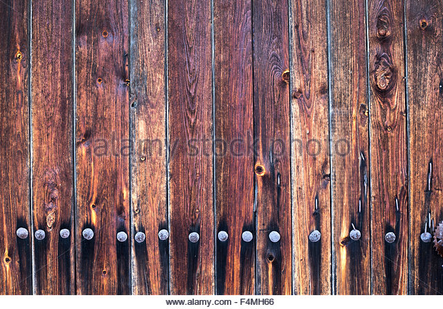 Rustic Fence Background Stock Photos - 156.7KB