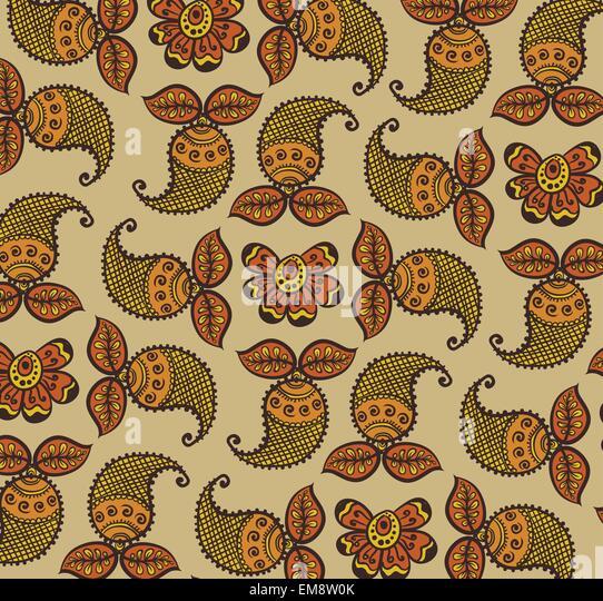 Henna Decoration Stock Photos & Henna Decoration Stock