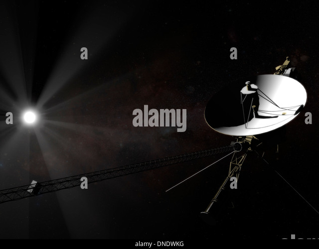 Voyager Spacecraft Stock Photos & Voyager Spacecraft Stock ...