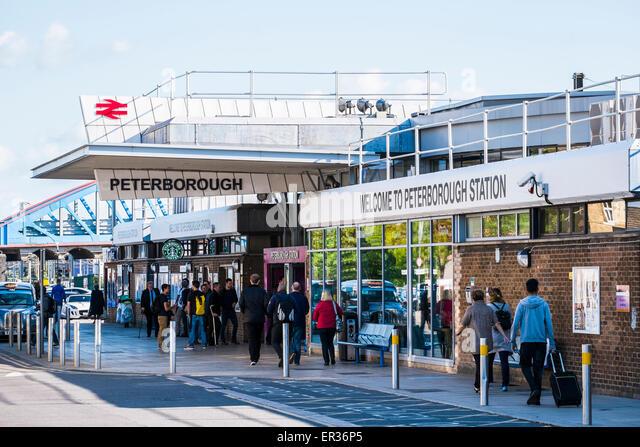 Hotels Near Peterborough Train Station
