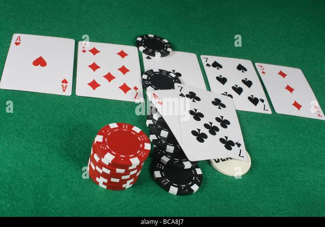 Full house poker texas holdem