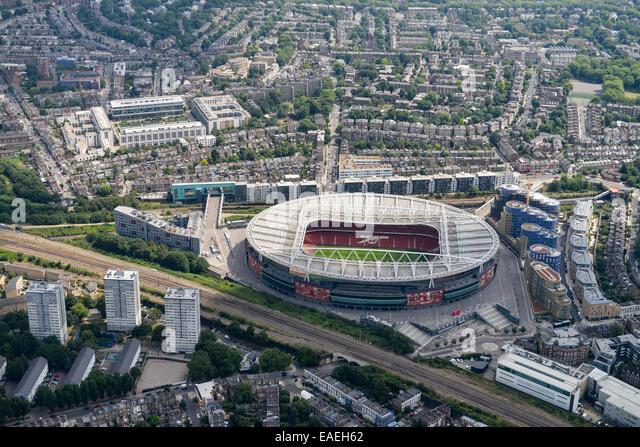 Former stadium stock photos former stadium stock images for Emirates stadium mural