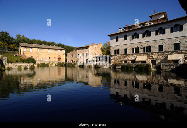 Bagno Vignoni Stock Photos & Bagno Vignoni Stock Images - Alamy